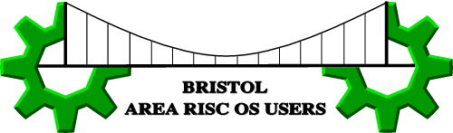 Bristol RISC OS Users Logo - Idea 3