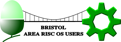 Bristol RISC OS Users - Idea 4b (home drawn, vector acorn)