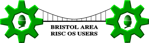 Bristol RISC OS Users Logo - Idea 6