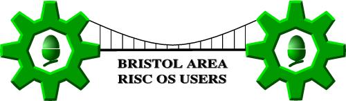 Bristol RISC OS Users Logo - Idea 6