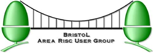 Bristol Area RISC OS User Group Logo