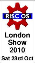 RISC OS London Show 2010