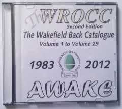 The WROCC newsletter CD