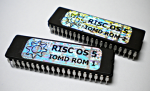IOMD RISC OS 5.20 ROMs (image taken from RISC OS Open Ltd's website)