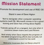 SAUG's mission statement