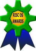 RISC OS Awards logo