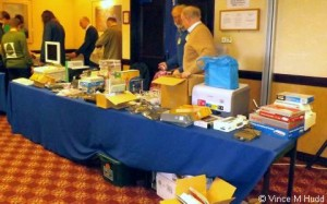 The Charity stand at the 2014 Wakefield Show
