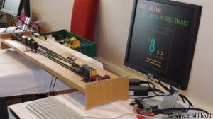 RISC OS Rail - controlling a model railway from RISC OS