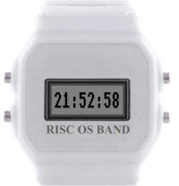 First edition RISC OS BAND