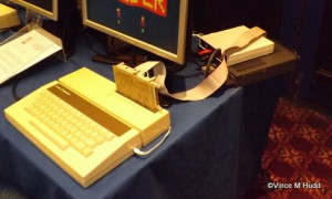 Acorn Electron and RetroClinic Datacentre at Wakefield 2015