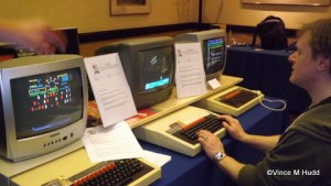Some Retro Software at Wakefield 2015