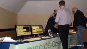 RISC OS Open Ltd at Wakefield 2015