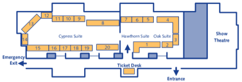 Wakefield 2015 floor plan