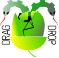 Drag 'N Drop magazine logo
