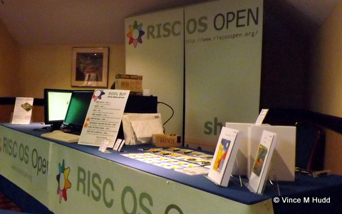 RISC OS Open Ltd at Wakefield 2016