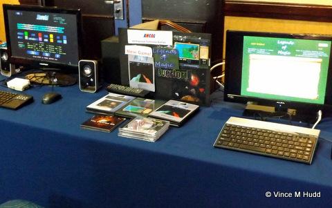 AmCoG Games at Wakefield 2016