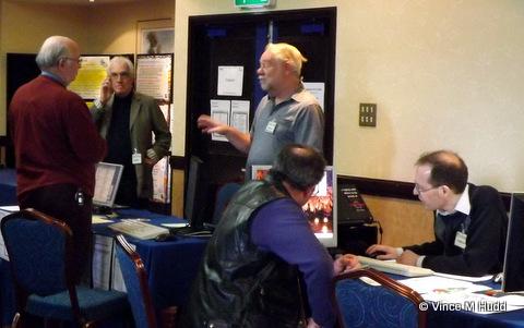 Organizer (and Sine Nomine) at Wakefield 2016
