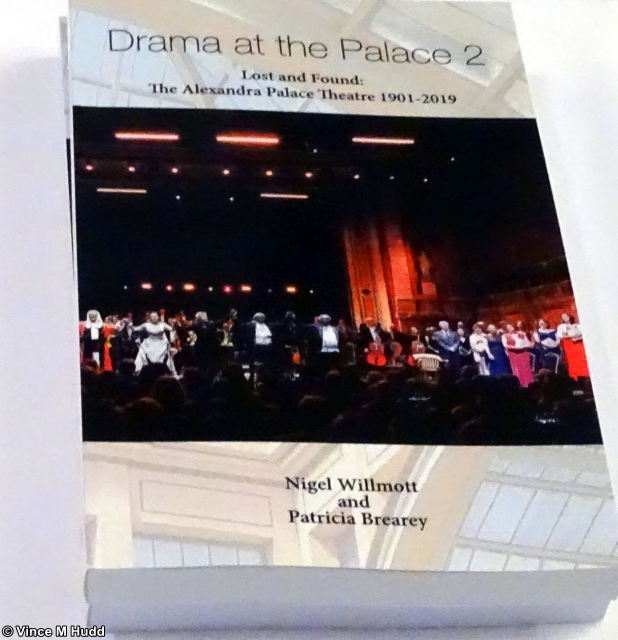 'Drama at the Palace 2' by Nigel Willmott and Patricia Breary at Southwest 2020