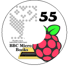 55 BBC Micro Books - compiled by Drag 'n Drop onto one CD ROM