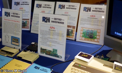A selection of the add-ons and upgrades available from Retro Hardware at Wakefield 2018