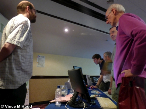 RISC OS Open Ltd at Wakefield 2018