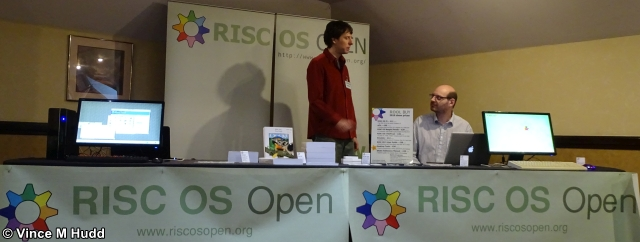 RISC OS Open Ltd at Wakefield 2019