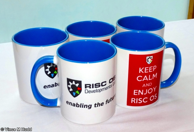 RISC OS Developments at London 2019
